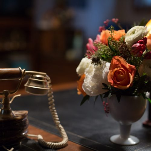 Bouquet Corporatif Okaly Fleurs