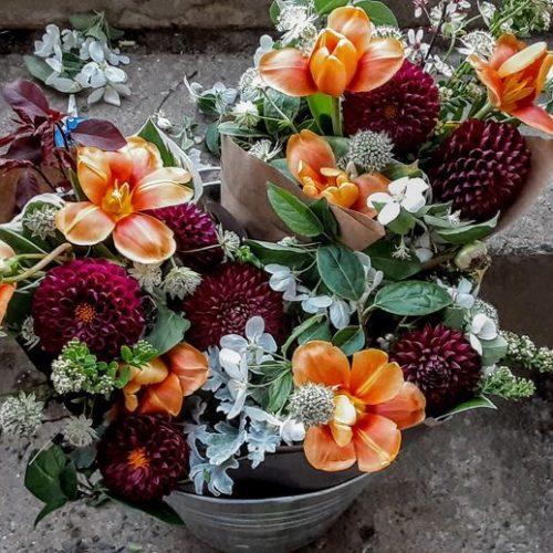 exemple de bouquets