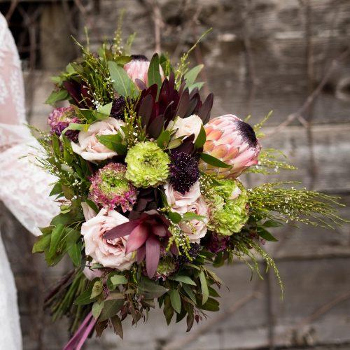 Bouquet mariage Okaly Fleurs