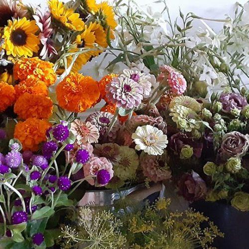 bouquet marché public