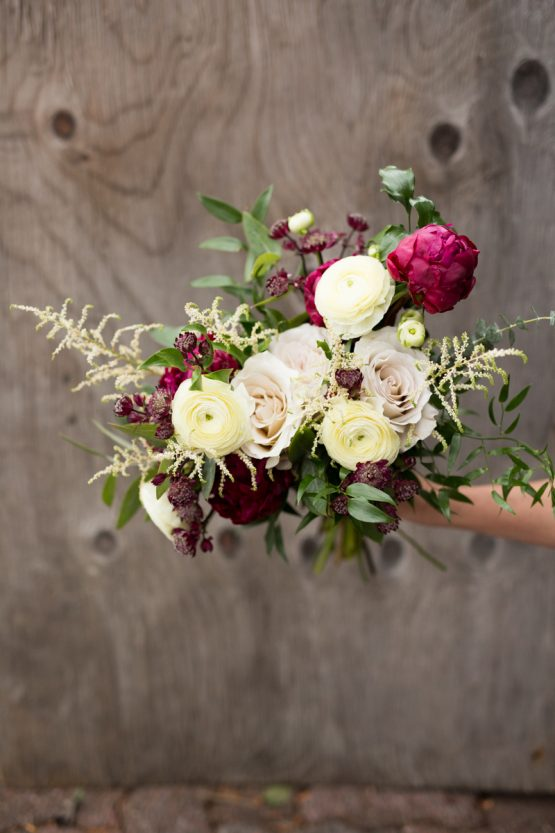 gros bouquet fleurs