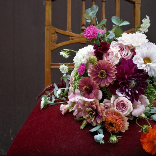 Bouquet Okaly Fleurs